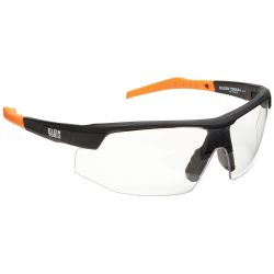 60159 Standard Safety Glasses, Clear Lens