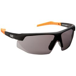 60160 Standard Safety Glasses, Gray Lens
