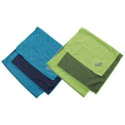 60183 Mesh Cooling Towel, 2-Pack