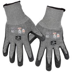 60197 Work Gloves, Cut Level 2, Touchscreen, X-Large, 2-Pair