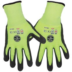 60198 Work Gloves, Cut Level 4, Touchscreen, X-Large, 2-Pair