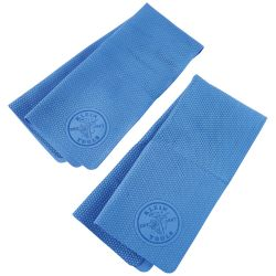 60230 Cooling PVA Towel, Blue, 2-Pack