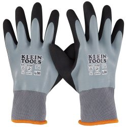 60389 Thermal Dipped Gloves, L