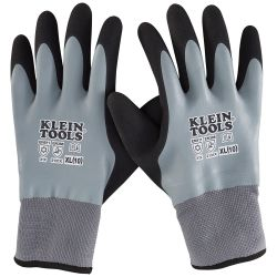 60390 Thermal Dipped Gloves, Extra-Large