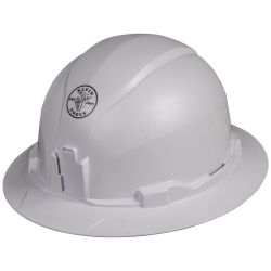 60400 Hard Hat, Non-vented, Full Brim Style