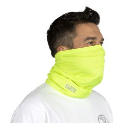 60465 Neck and Face Cooling Band, High-Visibility Yellow