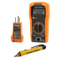 69149 Test Kit with Multimeter, Non-Contact Volt Tester, Outlet Tester