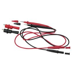 69418 Replacement Test Leads Straight Inputs