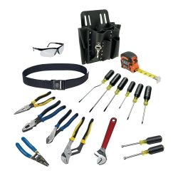 80118 18 Piece Journeyman Tool Set