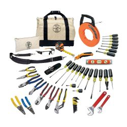 41 Piece Journeyman Tool Set
