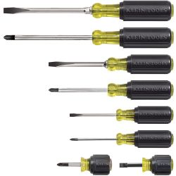 85078 8 Piece Cushion-Grip Screwdriver Set