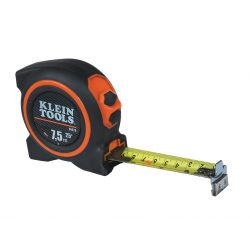 86675 Tape Measure 7.5 m Magnetic Double Hook
