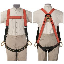 87145 Safety Harness Klein-Lite® Tongue Buckle