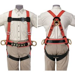87813 Fall-Arrest/Positioning Harness