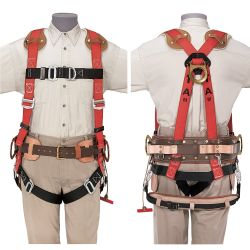 87962 Tower Work Safety Harness 36'' to 44''