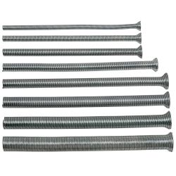 89018 Spring Type Tube Bender Set, 8 pc.