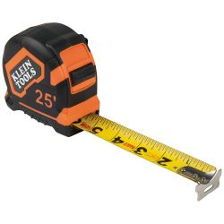 9125 Tape Measure, 25-Foot Single-Hook