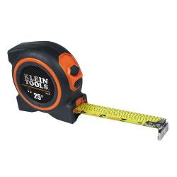 93125 Tape Measure- 25' Magnetic Single Hook