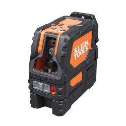 Laser Level Self-Leveling Cross-Line