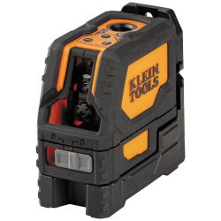 93LCLS Laser Level, Self-Leveling Red Cross-Line Level and Red Plumb Spot