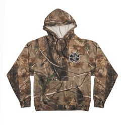 96980camxl Limited Edition Klein Camo Hooded Sweatshirt - XL