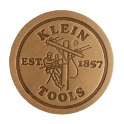 98028 Klein Leather Coasters, Pk 6