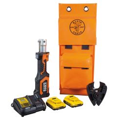 BAT207T3 Battery-Operated Cutter, Cu/Al, 2 Ah