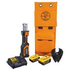 BAT207T34H Battery-Operated Cutter, Cu/Al, 4 Ah