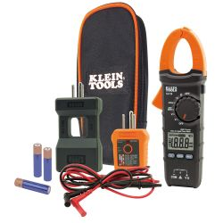 CL110KIT Electrical Tester Kit with Clamp Meter and GFCI Outlet Tester