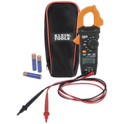 CL120 Digital Clamp Meter, AC Auto-Ranging 400 Amp