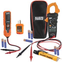 CL120VP Clamp Meter Electrical Test Kit