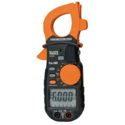 cl2300 600A AC/DC TRMS Clamp Meter w/Temperature