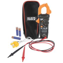 CL390 AC/DC Digital Clamp Meter, Auto-Ranging 400 Amp