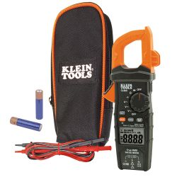 CL600 Digital Clamp Meter, True RMS, AC Auto-Ranging, 600 Amps