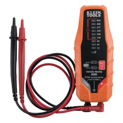 ET60 Electronic AC/DC Voltage Tester, 12 to 600V