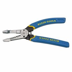 K12055 Klein-Kurve® Heavy-Duty Wire Stripper 10 to 20 AWG