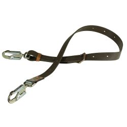 KG5295-6L Positioning Strap, 6-1/2-Inch Snap Hook, 6-Foot