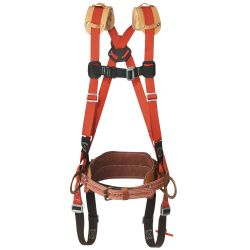 LH5282-27-L Safety Harness, Floating Belt Size 27 L