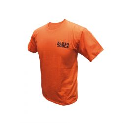 mba00043-4 Hanes® Tagless® T-Shirt Orange, XXL