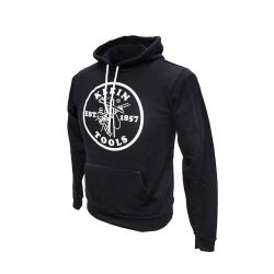 mba00046-2 Hooded Sweatshirt Black, L