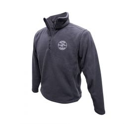 mba00047-1 Port Authority Fleece Grey, Medium