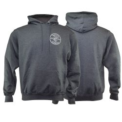MBA00107-3 Champion® Pullover Hoodie with Lineman Logo, XL