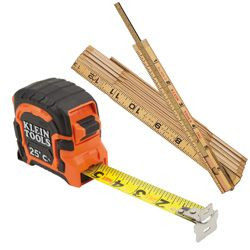 Measuring Tapes and Rules (8)
