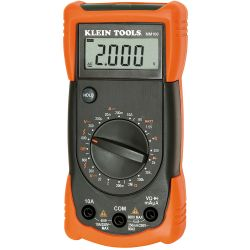 mm100 Manual Ranging Multimeter