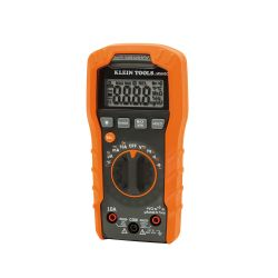 mm400 Digital Multimeter, Auto-Ranging, 600V