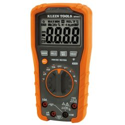 mm600 Digital Multimeter, Auto-Ranging, 1000V