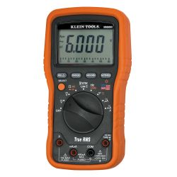 MM6000 Electricians / HVAC TRMS Multimeter