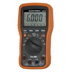 MM6000N Electricians HVAC TRMS Multimeter NIST
