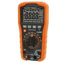 mm700 Digital Multimeter TRMS/Low Impedance