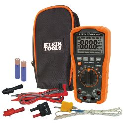 MM700 Digital Multimeter TRMS/Low Impedance, 1000V